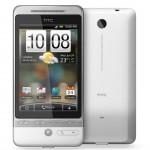 HTC Hero przód i tył