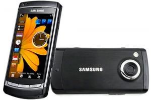 Samsung i8910 z Symbianem
