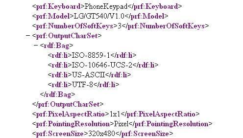XML-LG-GT540