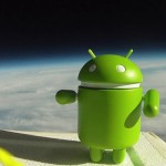 Android w stratosferze